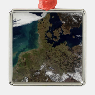 North Western Europe Christmas Ornament