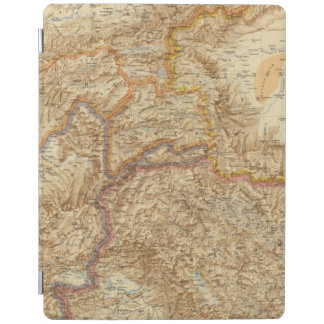 North Western Frontier of India iPad Cover