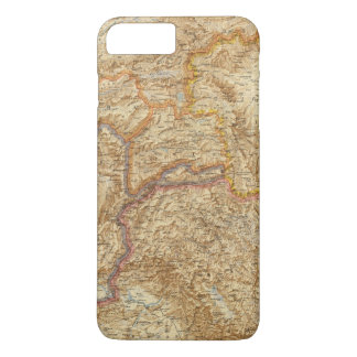 North Western Frontier of India iPhone 8 Plus/7 Plus Case