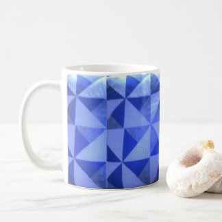 North Wind Blow Patchwork Coffee Mug