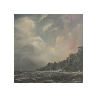 North wind pictures wood wall decor