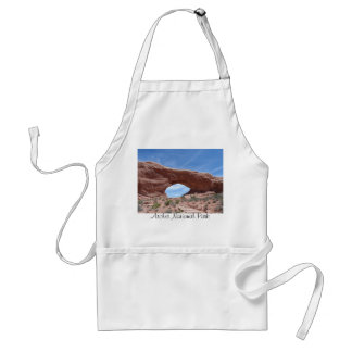 North Window- Arches National Park Standard Apron