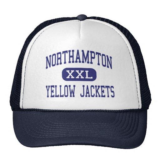Northampton - Yellow Jackets - High - Eastville Mesh Hat