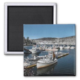 Northeast Harbor Magnet - 1