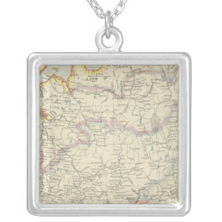 Northeast Russia Silver Plated Necklace