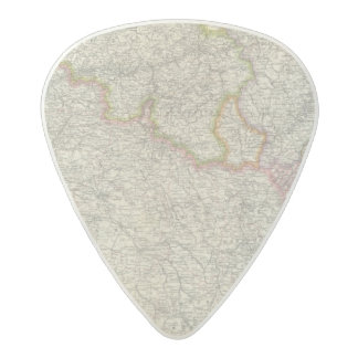 Northeastern France Acetal Guitar Pick