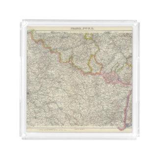 Northeastern France Acrylic Tray