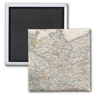Northeastern Germany Magnet