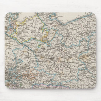Northeastern Germany Mouse Pad