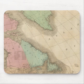 Northeastern North America Mouse Pad