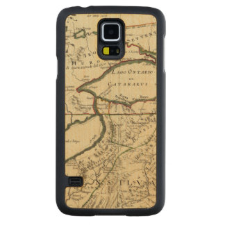 Northeastern United States Carved Maple Galaxy S5 Case
