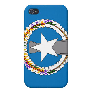 Northen Mariana Islands National Flag  iPhone 4 Cover