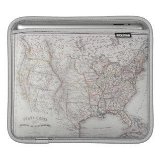 Northen United States iPad Sleeve