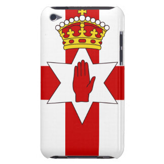 Norther Ireland ulster flag Barely There iPod Case