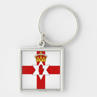 Norther Ireland ulster flag Key Ring