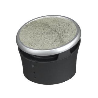 Norther Night Sky map Bluetooth Speaker