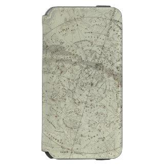 Norther Night Sky map Incipio Watson™ iPhone 6 Wallet Case