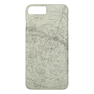 Norther Night Sky map iPhone 8 Plus/7 Plus Case