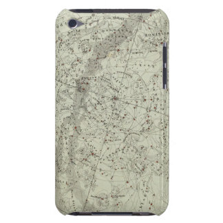 Norther Night Sky map iPod Touch Case