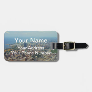 Northerly Island Park, Chicago Luggage Tag