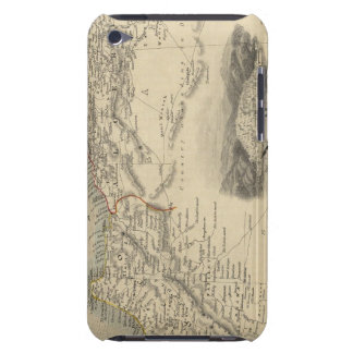 Northern Africa Barely There iPod Case