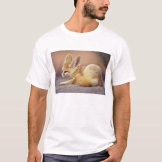 Northern Africa. Fennec Fennecus zerda) T-Shirt