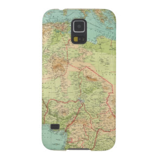 Northern Africa with shipping routes Galaxy S5 Cases