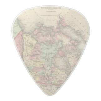 Northern America Acetal Guitar Pick