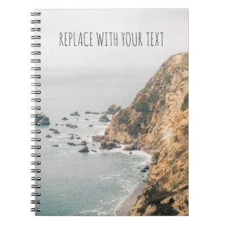 Northern California Coast | Spiral Notebook