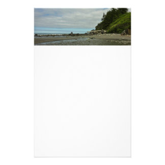 Northern California Coastline from Redwood Park Stationery Paper