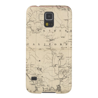Northern California Galaxy S5 Covers