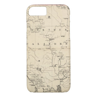 Northern California iPhone 7 Case