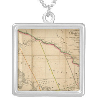 Northern Canada Silver Plated Necklace