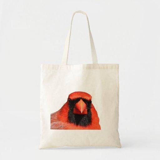 Northern Cardinal Bag
