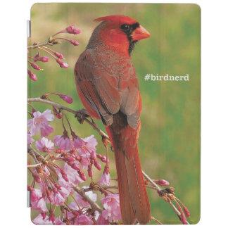 Northern Cardinal iPad Cover
