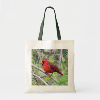 Northern Cardinal Photo Tote Bag