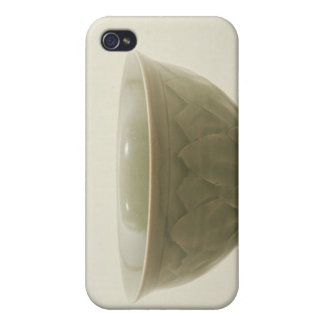 Northern celadon bowl iPhone 4 cases