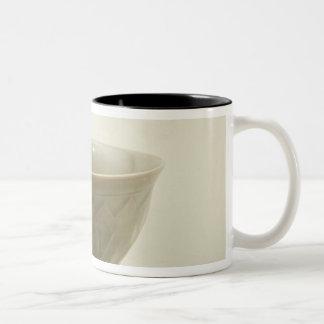 Northern celadon bowl Two-Tone coffee mug