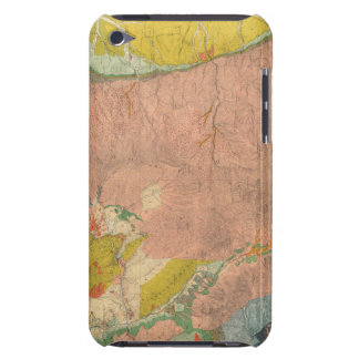 Northern Central Colorado 2 iPod Case-Mate Cases