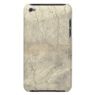 Northern Central Colorado iPod Touch Cover