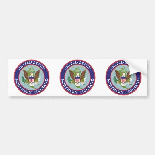 Northern Command Bumper Sticker