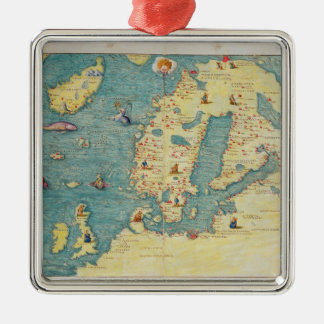 Northern Europe Christmas Ornament