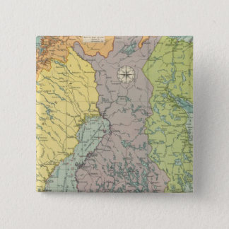 Northern European ports 15 Cm Square Badge