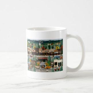 """Northern Exposure"" ~ Roslyn, Washington Coffee Mug"