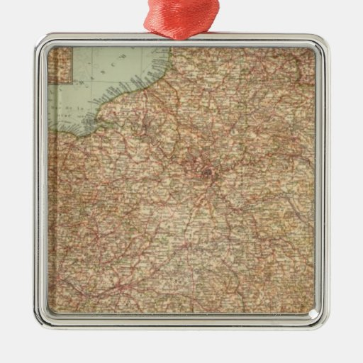 Northern France 3234 Christmas Ornament