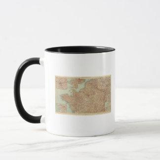 Northern France 3234 Mug
