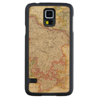 Northern Germany Carved Maple Galaxy S5 Case