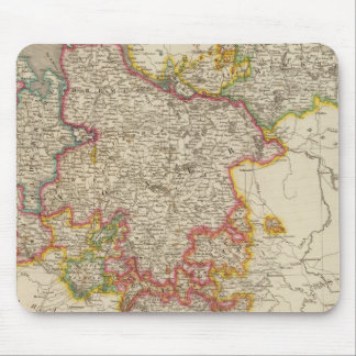 Northern Germany Mouse Pad