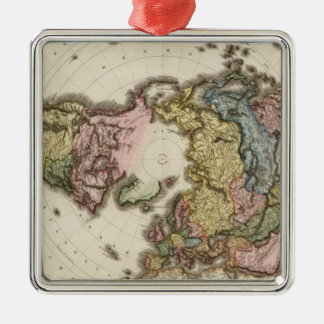 Northern Hemisphere 2 Christmas Ornament