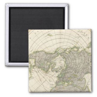 Northern Hemisphere 3 Magnet